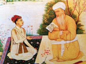 Dara Sikoh and Mian Mir